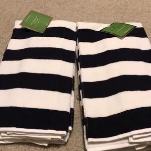 Katie Spade kitchen towels